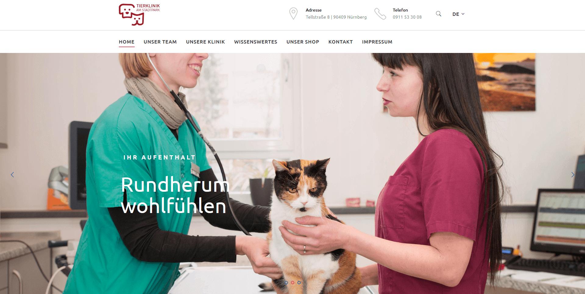 Nürnberger Tierklinik